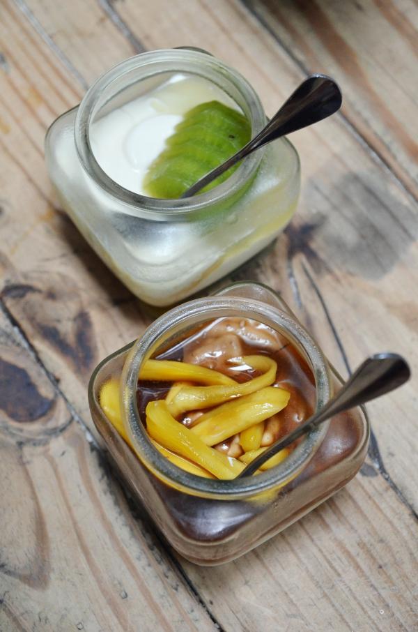 Jackfruit & Gula Melaka Yoghurt