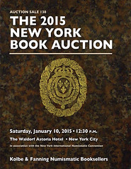 KOLBE & FANNING 2015 NEW YORK BOOK AUCTION RESULTS