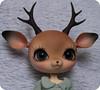 Ciervecita de la Casa Mocapinoru busca Hogar - Sweet Deer by Mocapinoru looking for a New Home