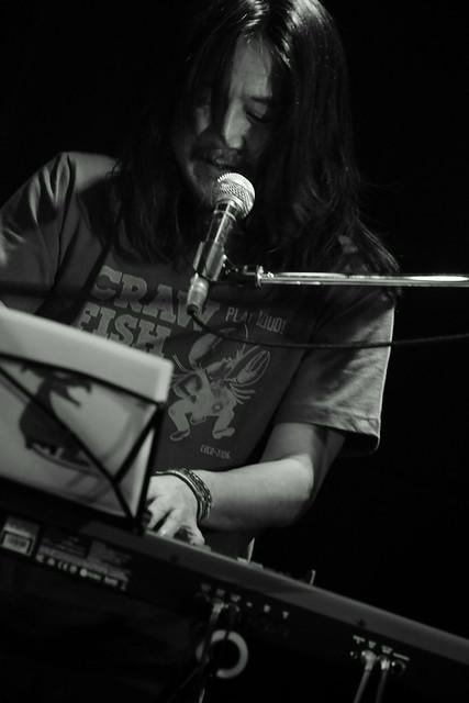 ファズの魔法使い live at Outbreak, Tokyo, 09 Dec 2014. 374