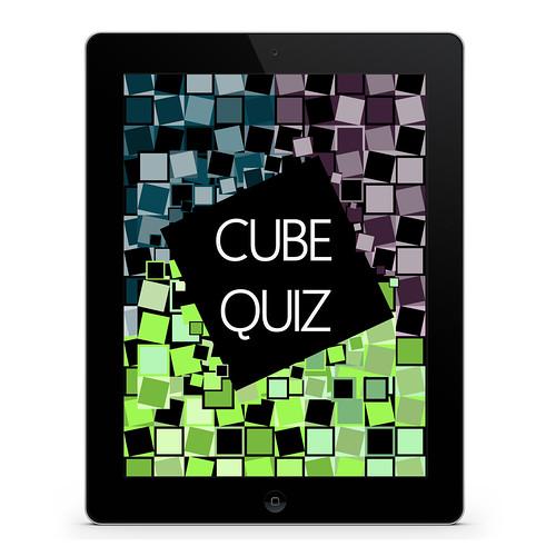 iPad Cube