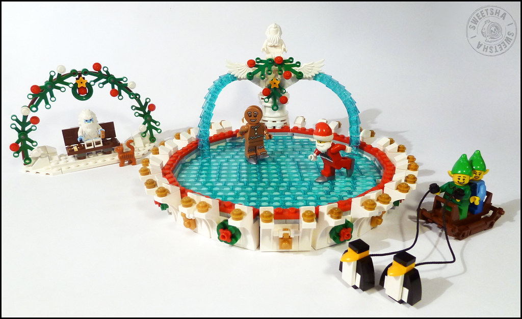 15823976950_e0fc389ffb_bjpg - Christmas Village Ice Skating Rink