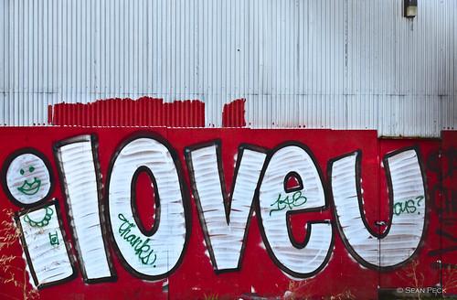 Graffitti Love