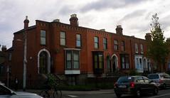 Dublin rowhouses