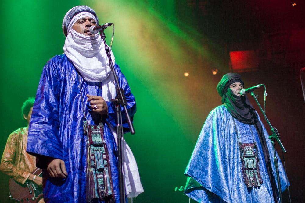 Tinariwen @ Roundhouse, London 16/11/14