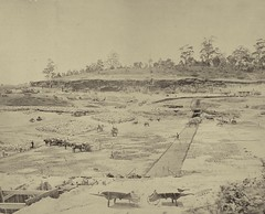 Construction of Gong Gong Reservoir (1874 -1877)