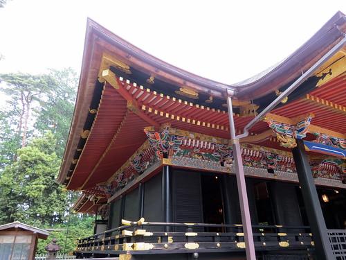 Osakihachiman Shrine, Sendai