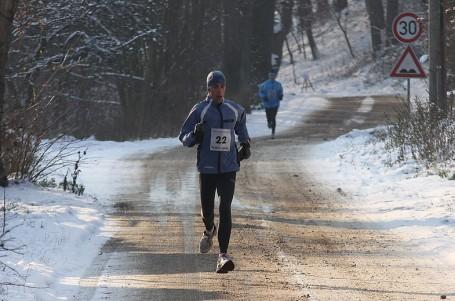 MALÉ ZÁVODY: Na Štěpána o běžecký krok, na Nový rok oběhnout aspoň blok