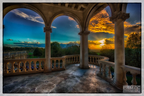 uk sunset england colour landscape photography unitedkingdom nationaltrust hdr cliveden taplow a6000