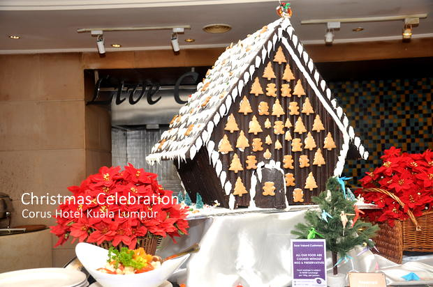 Musical Christmas Corus Hotel 16