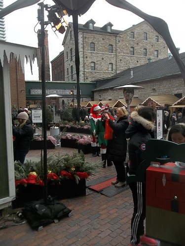 Scenes from the Toronto Christmas Market, Distillery District (1)