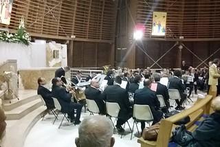 Noicattaro. Concerto Santa Cecilia froont