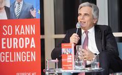 Buchpäsentation 'So kann Europa gelingen'