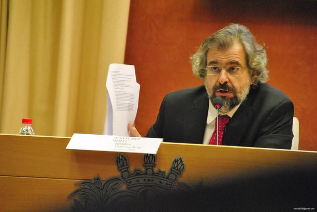 Carlos Sánchez Almeida, director jurídico de la PDLI