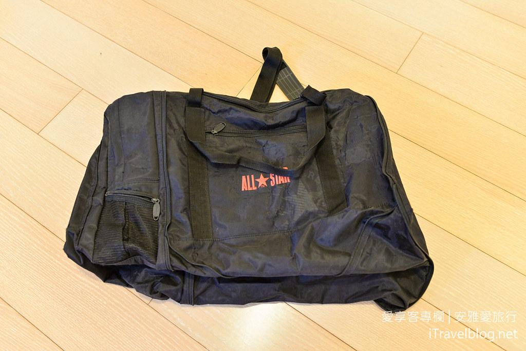 出國行李打包術 27