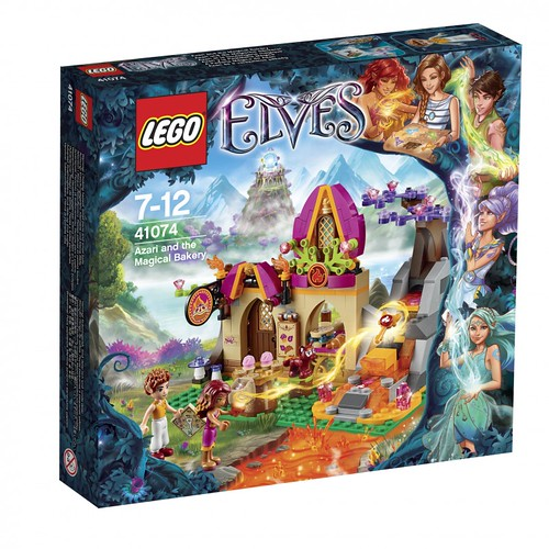 LEGO Elves 41074 Box