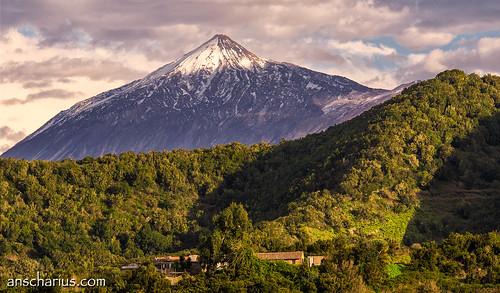 Pico del Teide seen from Teno Alto #1 - Olympus OM-D E-M1