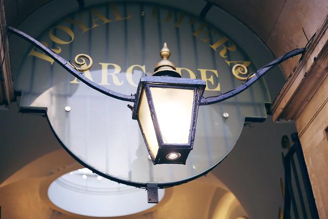 Royal Opera Arcade London
