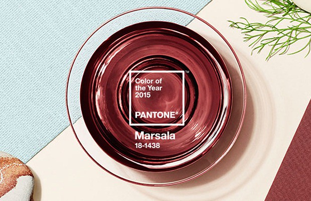 pantone 2015 marsala from Flickr via Wylio