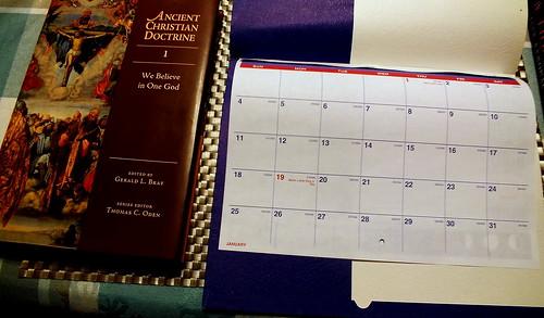 January 2015 Diary