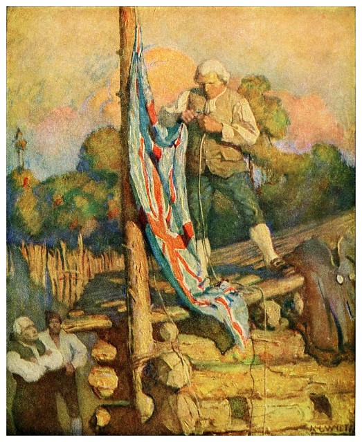 003-Treasure Island -1911-ilustrada por NC Wyeth