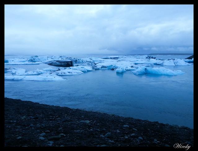 Asombrosa visita al lago glaciar Jökulsárlon