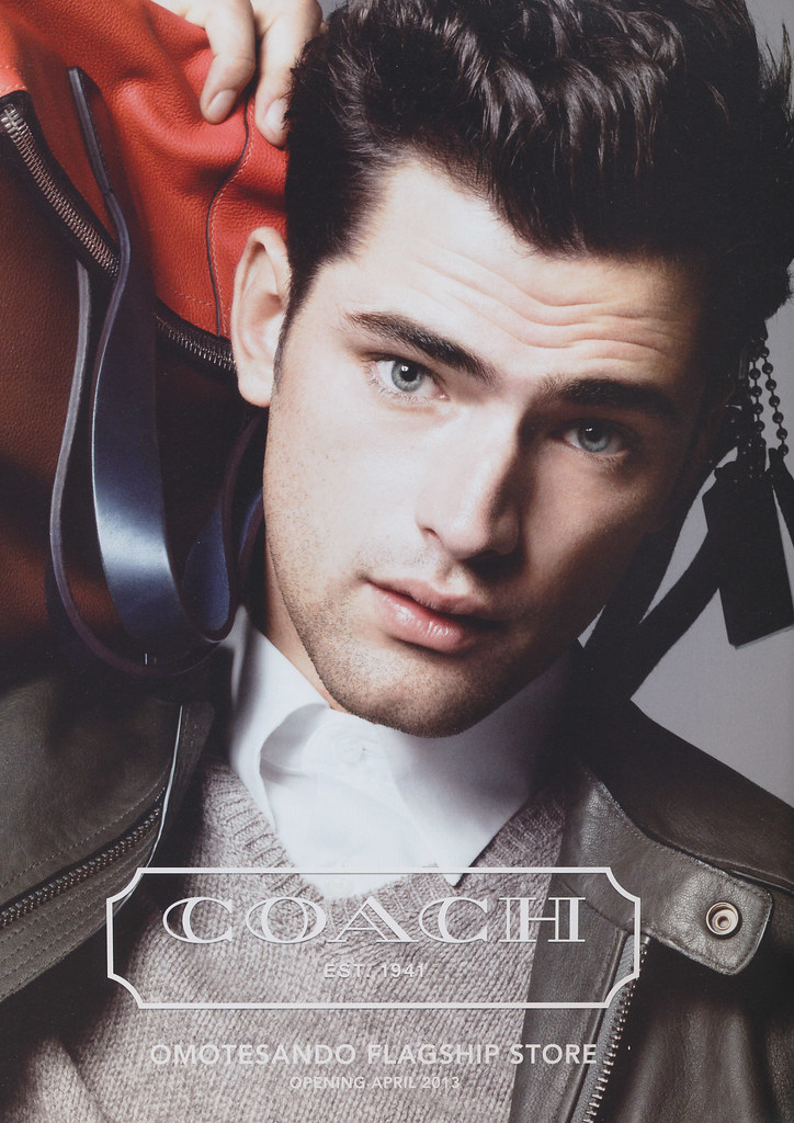 Sean O'Pry0003_COACH(GQ Japan_GQ Style 2013_05)