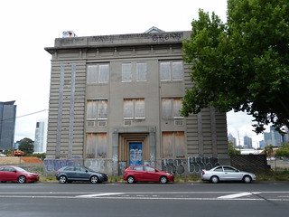 former Kitchen's Administration Building, Port Melbourne