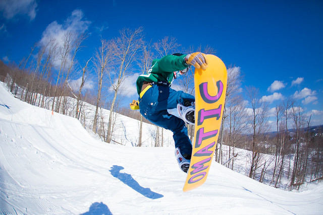 World Snowboarding Day Okemo