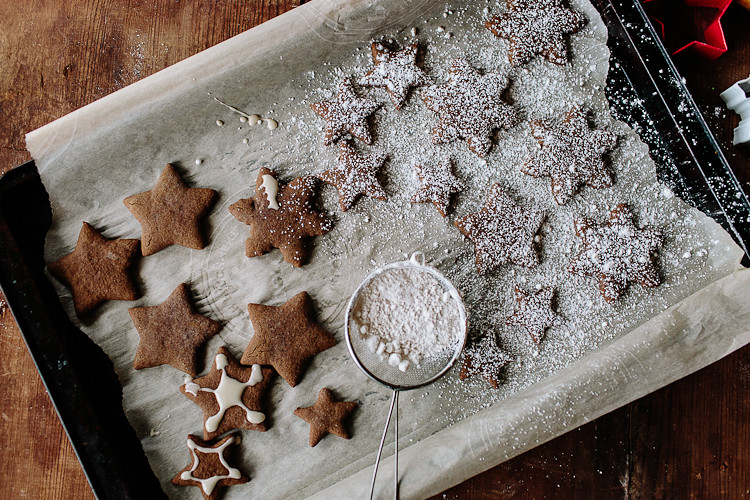 Gluten-free Gingerbread Cookies | the year in food