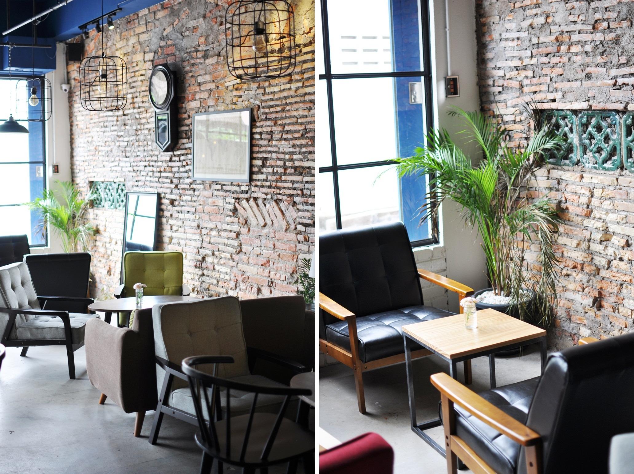 {Malacca} Backlane Coffee @ Jonker Street