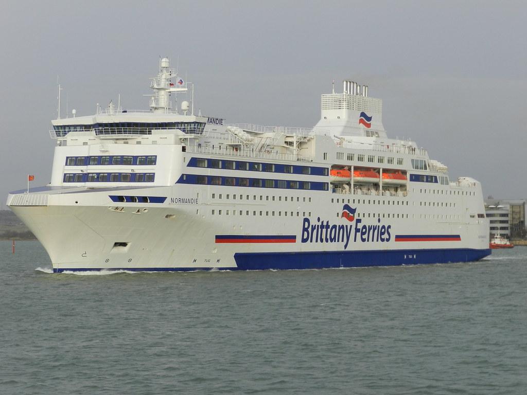 Brittany Ferries fait un peu mieux que ses concurrents 16070311679_4f5d173f2b_b