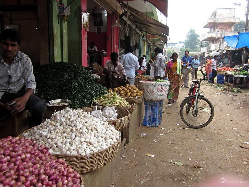 indicky trh, andhra