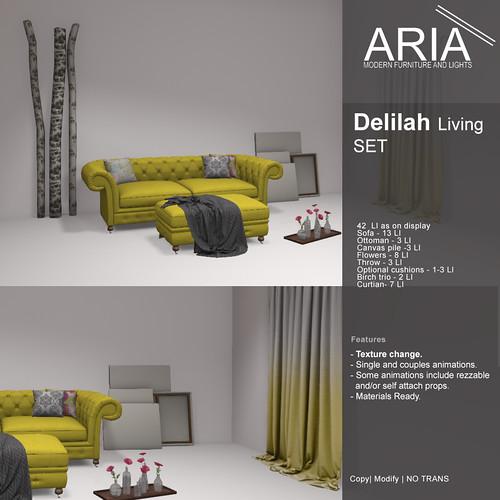 Delilah living @ N°.21