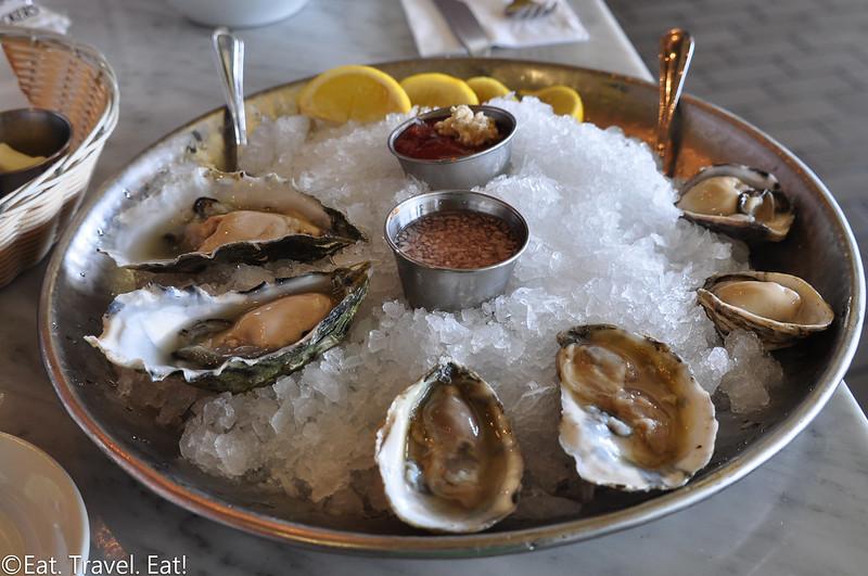 Santa Monica Seafood- Costa Mesa, CA: Oysters