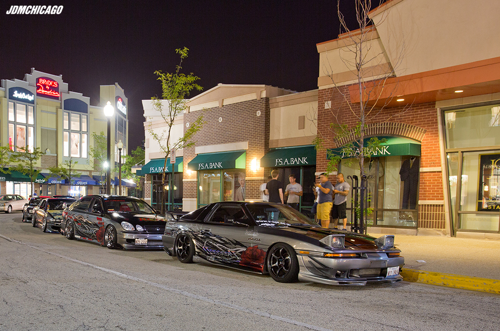 Team Proceed for Super Street Magazine