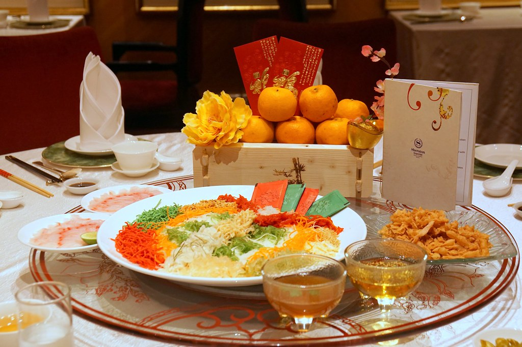 Chinese New Year set menu - Celestial Court sheraton imperial 2015 -005