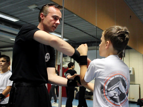 Wing Chun Bruxelles - Cover