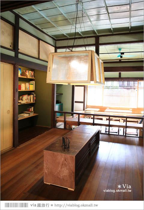 【台中老宅餐廳】台中下午茶~拾光機。日式老宅的迷人新風情,一起文青一下午吧!35
