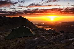 Cul Mor Sunset