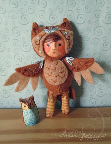 owlet chld