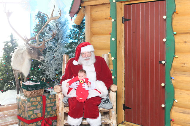 Ezri & Santa