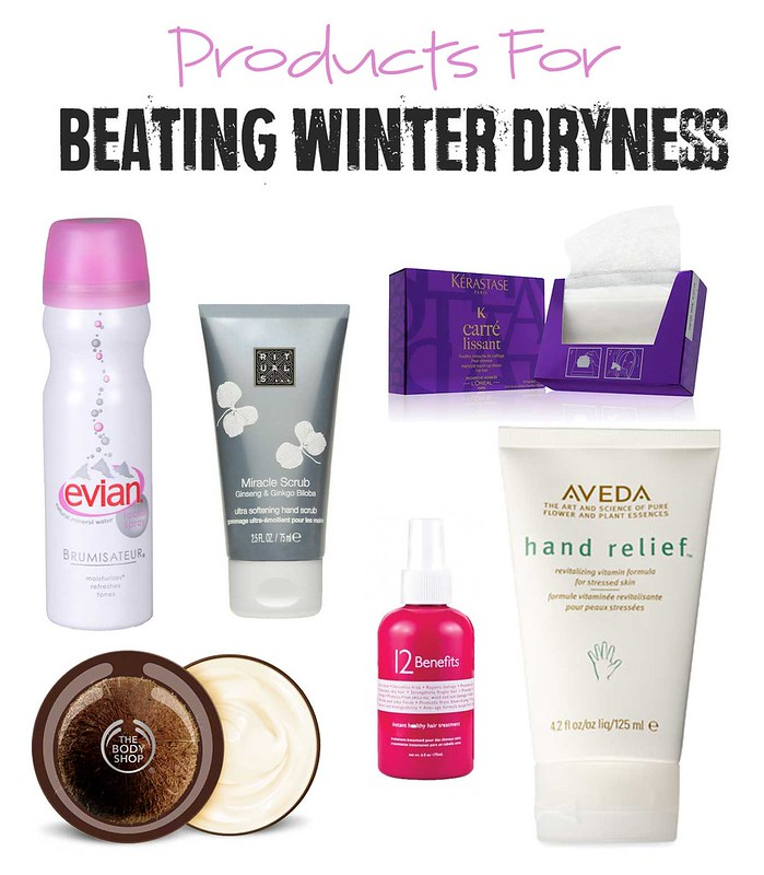 cute & little blog | products for beating winter dryness