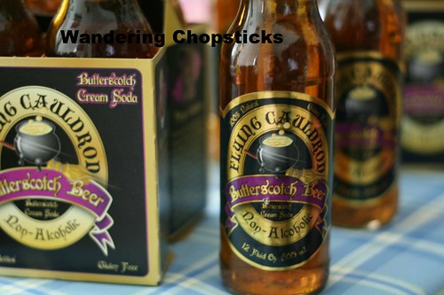 Flying Cauldron Butterscotch Beer 1