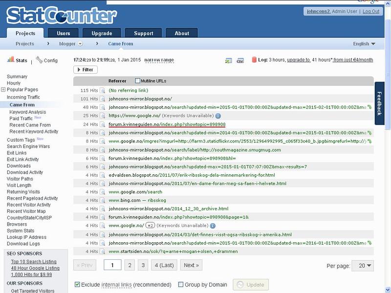statcounter nettmobbing