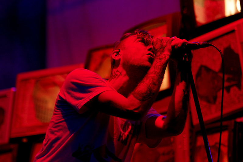 Riot Fest 2014 Denver - The Used