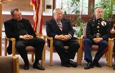 Moore honors veterans during Bellingham event