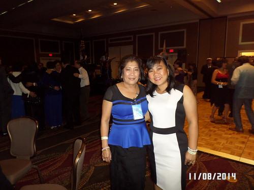 Gilda dela Cruz and Coney Sinlao
