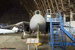 159848 215 - 208 - Private - Grumman F-14A Tomcat - Tillamook Air Museum - Tillamook, Oregon - 131025 - Steven Gray - IMG_7995