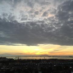 Sunrise at Desa Bella